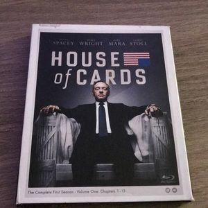 House of cards full first season